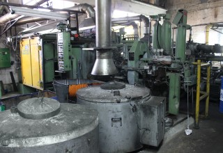 Aliuminio liejimas spaudimo būdu